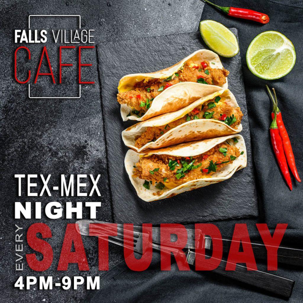 Tex-Mex night